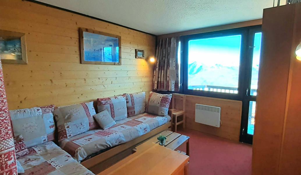 Location au ski Studio 4 personnes (131) - Résidence Chamois - La Plagne - Appartement