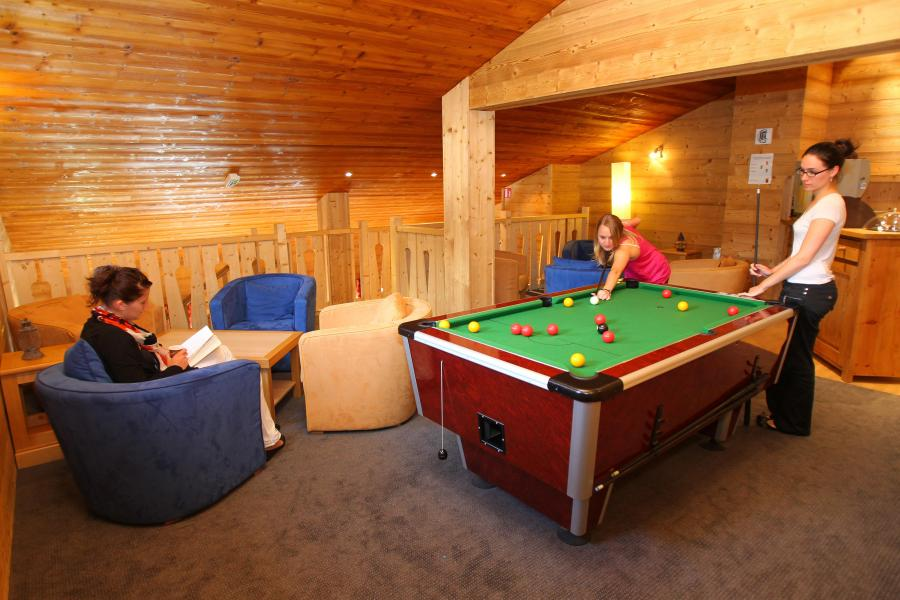 Location au ski Résidence Club MMV le Centaure - La Plagne - Billard