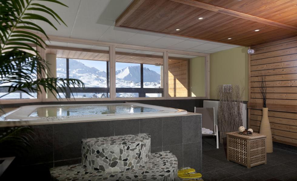Location au ski Résidence Club MMV le Centaure - La Plagne - Jacuzzi