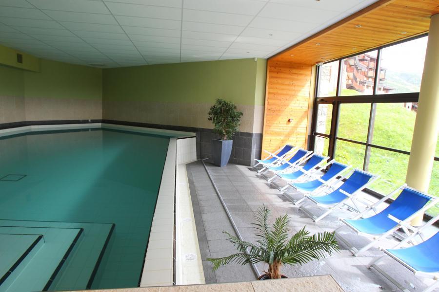 Location au ski Résidence Club MMV le Centaure - La Plagne - Piscine