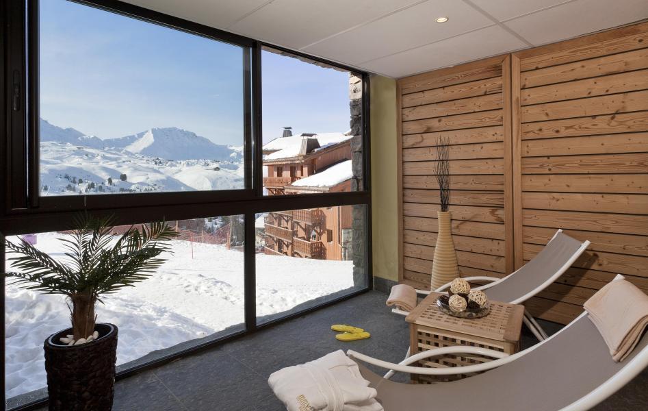 Location au ski Résidence Club MMV le Centaure - La Plagne - Solarium