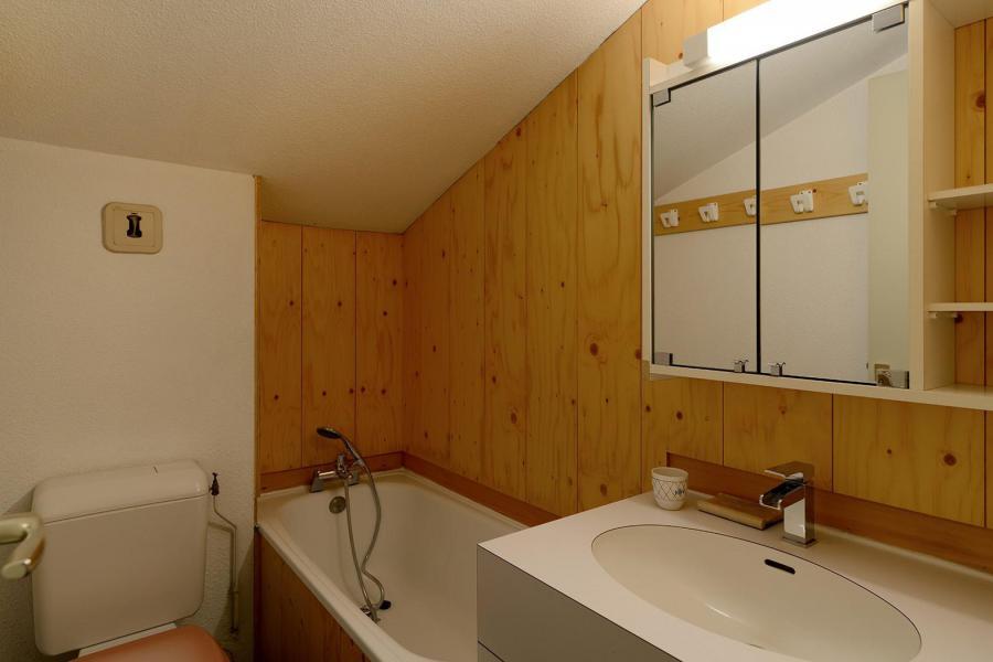 Аренда на лыжном курорте Апартаменты дуплекс 3 комнат 6 чел. (34) - Résidence Comète - La Plagne
