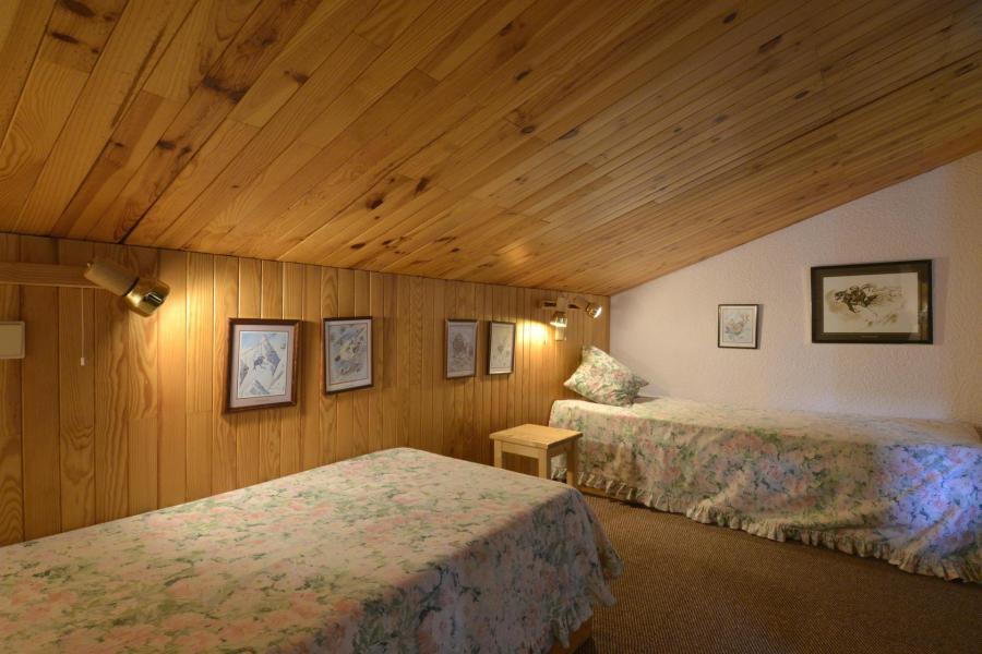 Аренда на лыжном курорте Апартаменты 2 комнат 5 чел. (654) - Résidence Corail - La Plagne - Мансард&