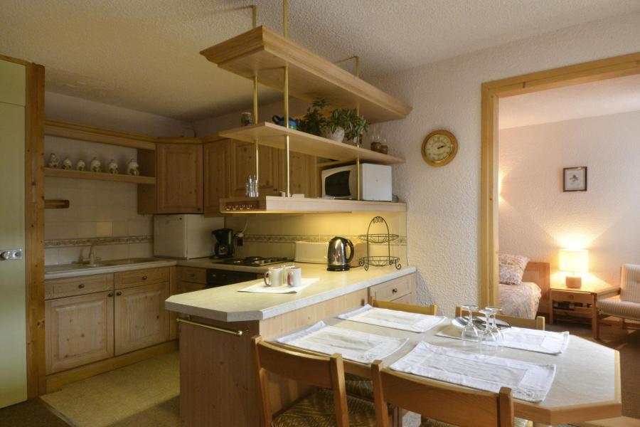 Аренда на лыжном курорте Апартаменты 2 комнат 5 чел. (654) - Résidence Corail - La Plagne - Америка&