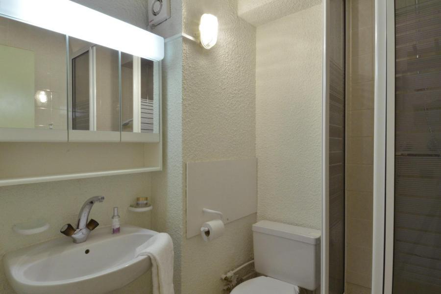 Аренда на лыжном курорте Апартаменты 2 комнат 5 чел. (654) - Résidence Corail - La Plagne - Туалет