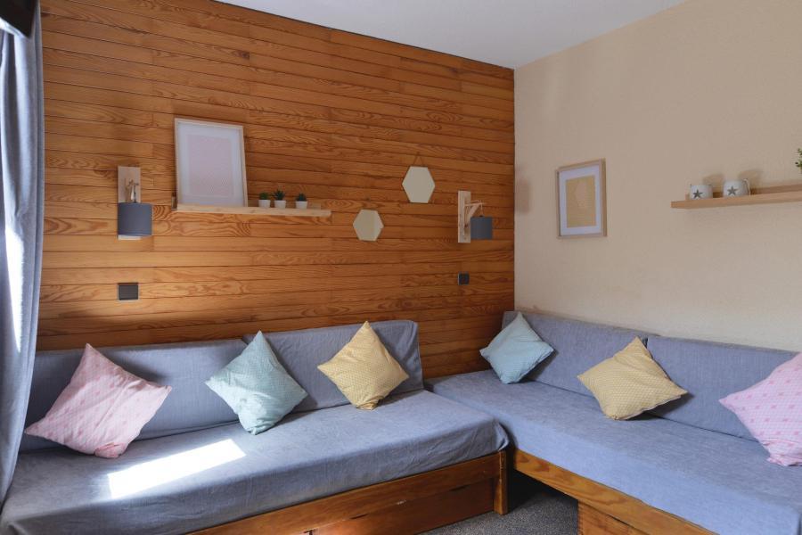 Аренда на лыжном курорте Квартира студия для 4 чел. (457) - Résidence Corail - La Plagne - Умывальник