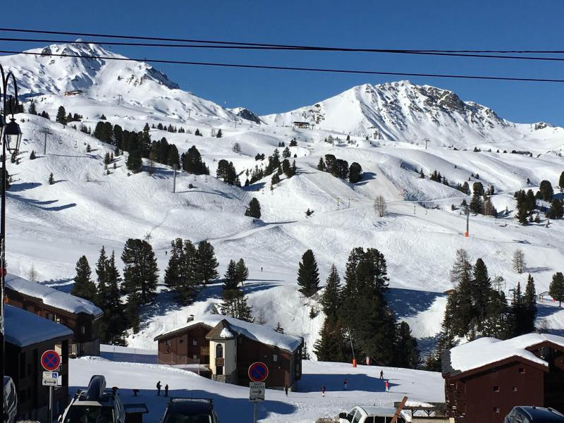 Аренда на лыжном курорте Квартира студия для 4 чел. (101) - Résidence Croix du Sud - La Plagne