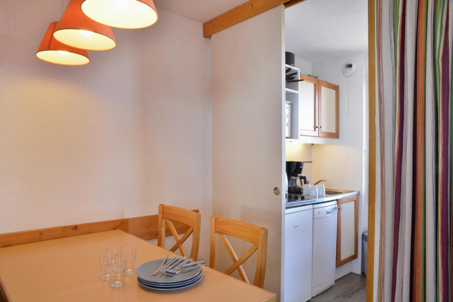 Аренда на лыжном курорте Квартира студия для 4 чел. (1105) - Résidence Croix du Sud - La Plagne