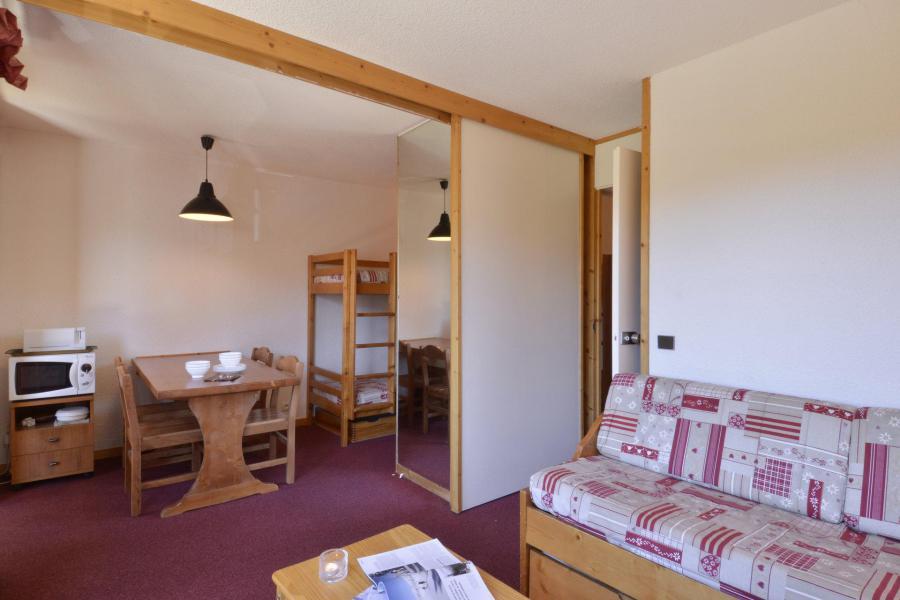 Аренда на лыжном курорте Квартира студия для 4 чел. (1311) - Résidence Croix du Sud - La Plagne