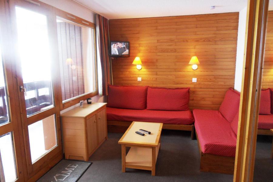 Аренда на лыжном курорте Квартира студия для 4 чел. (1105) - Résidence Croix du Sud - La Plagne - Салон