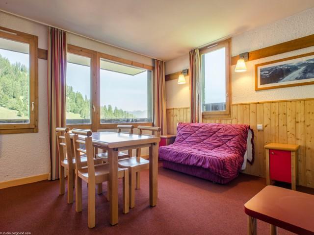 Soggiorno sugli sci Appartamento 2 stanze per 4 persone (710) - Résidence Digitale - La Plagne - Appartamento