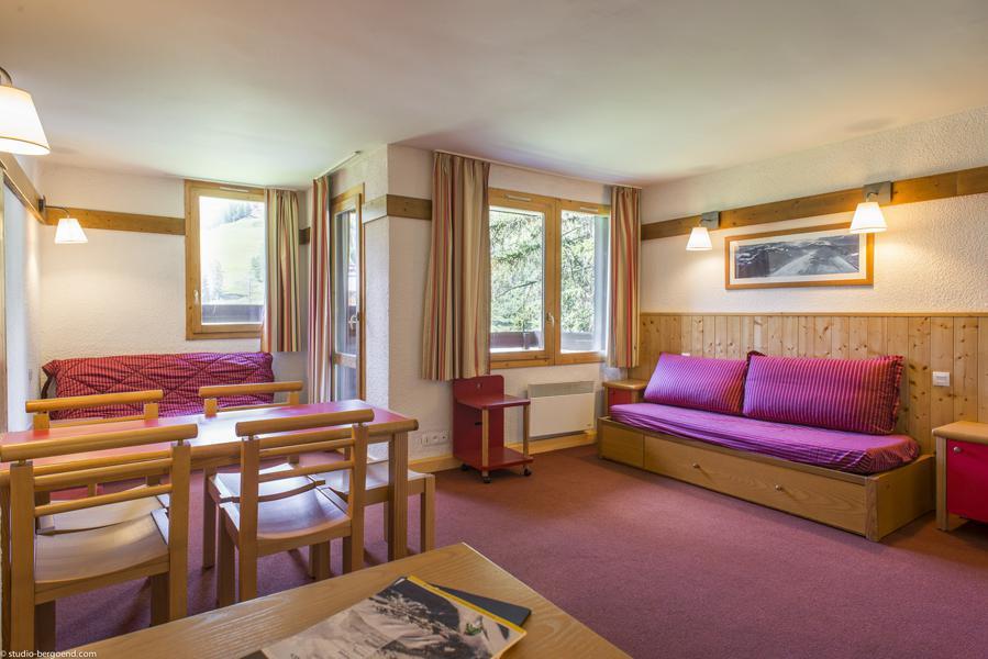 Soggiorno sugli sci Appartamento 2 stanze per 5 persone (733) - Résidence Digitale - La Plagne - Soggiorno