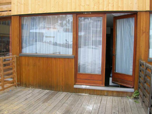 Location au ski Studio 4 personnes (115) - Résidence du Pelvoux - La Plagne