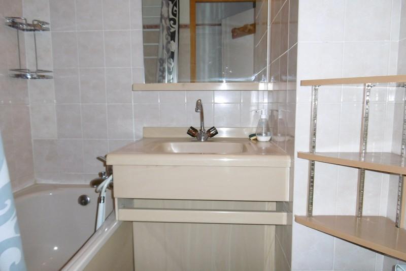 Аренда на лыжном курорте Апартаменты 2 спален  5 чел. (15) - Résidence l'Avenir 1800 - La Plagne - Ванна