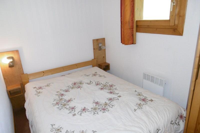 Аренда на лыжном курорте Апартаменты 2 спален  5 чел. (15) - Résidence l'Avenir 1800 - La Plagne - Двухспальная кровать