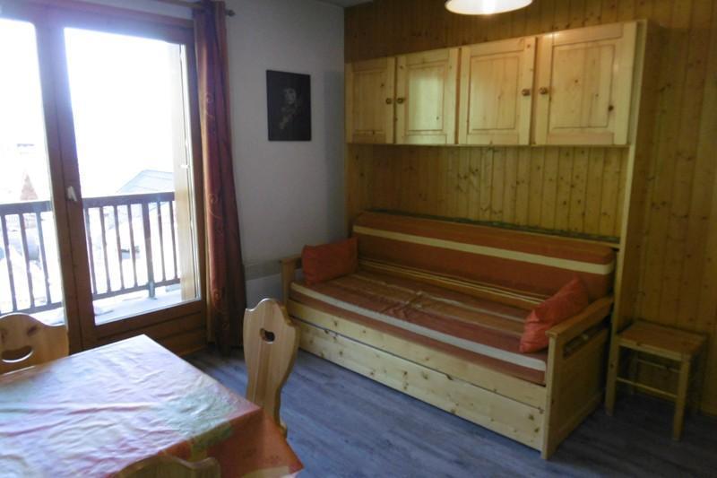 Аренда на лыжном курорте Апартаменты 2 спален  5 чел. (15) - Résidence l'Avenir 1800 - La Plagne - Раздвижной диван