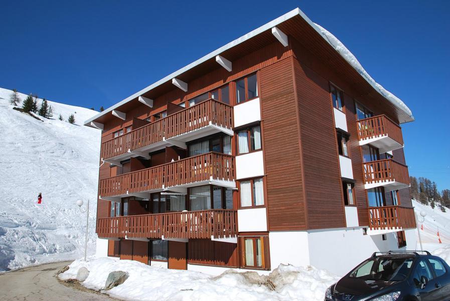 Vacaciones en montaña Estudio -espacio montaña- para 4 personas (2) - Résidence la Taiga - La Plagne - Invierno