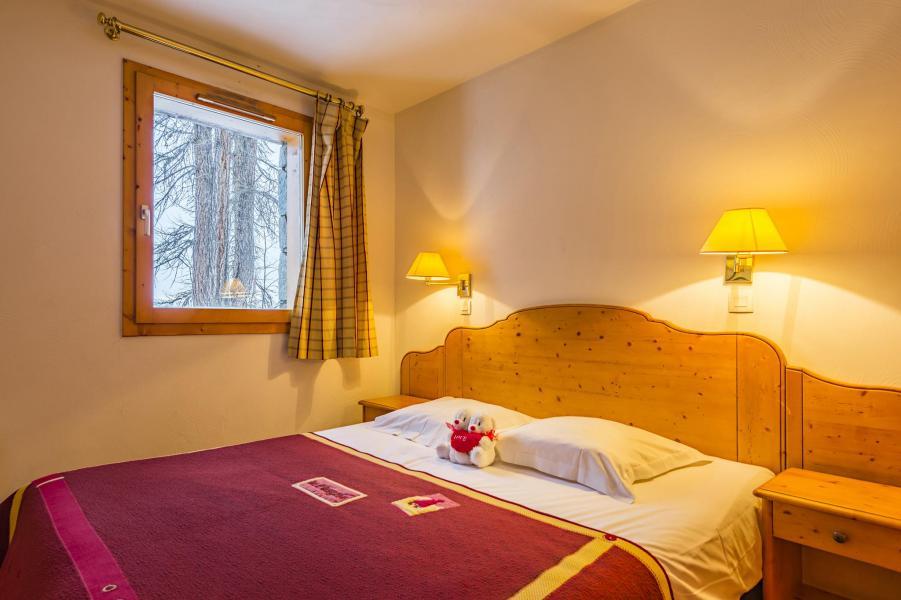 Location au ski Résidence Lagrange Aspen - La Plagne - Chambre