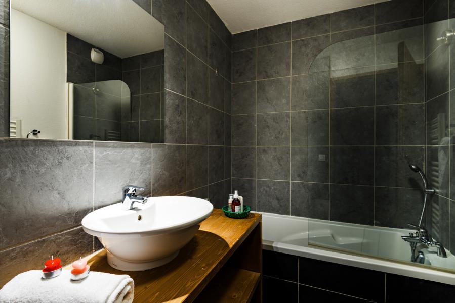 Alquiler al esquí Résidence Lagrange les Chalets d'Edelweiss - La Plagne - Cuarto de baño