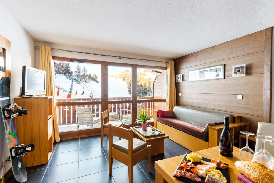 Alquiler al esquí Résidence Lagrange les Chalets d'Edelweiss - La Plagne - Estancia