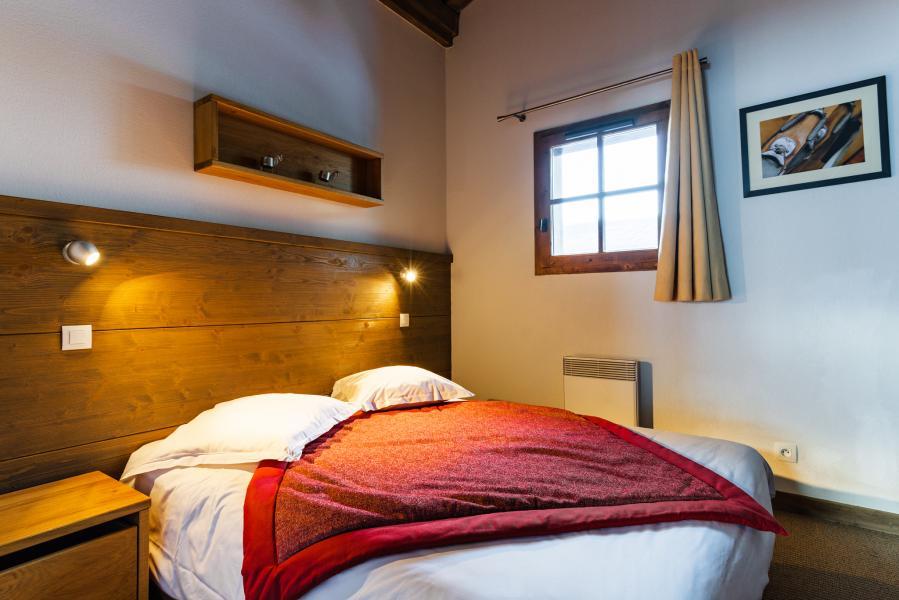 Alquiler al esquí Résidence Lagrange les Chalets d'Edelweiss - La Plagne - Habitación