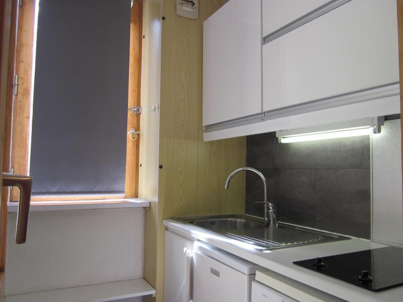 Location au ski Studio 4 personnes (331) - Résidence le 3000 - La Plagne - Kitchenette