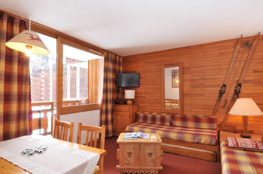 Аренда на лыжном курорте Апартаменты 2 комнат 5 чел. (31) - Résidence le Carroley A - La Plagne