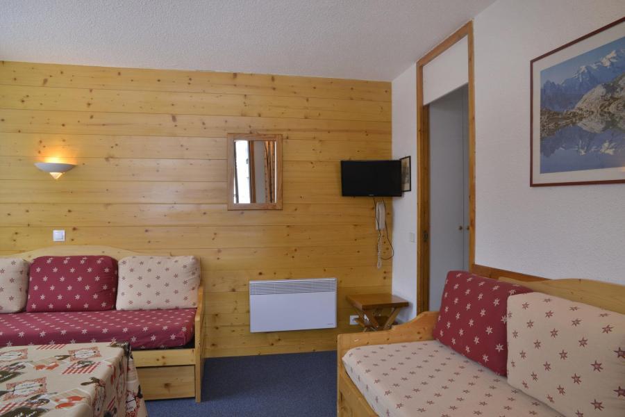 Аренда на лыжном курорте Апартаменты 2 комнат 5 чел. (91) - Résidence le Carroley A - La Plagne