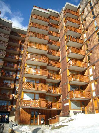 Аренда на лыжном курорте Апартаменты 2 комнат 5 чел. (61) - Résidence le Carroley A - La Plagne