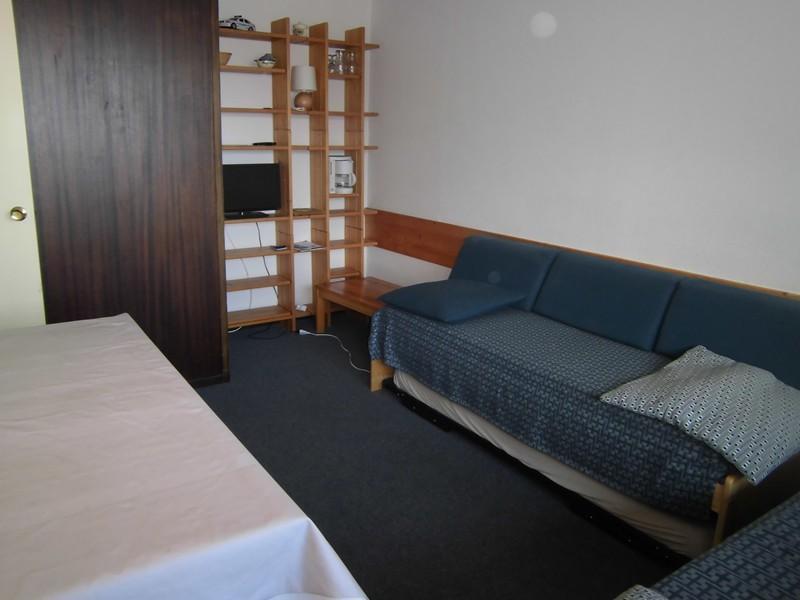 Location au ski Appartement 2 pièces 4 personnes (025) - Résidence le France - La Plagne