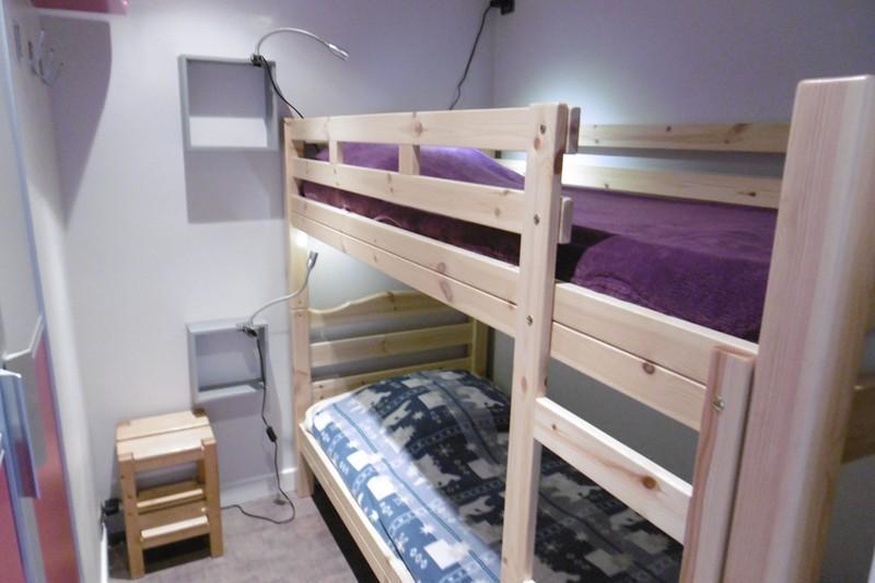 Location au ski Appartement 2 pièces 6 personnes (029) - Résidence le France - La Plagne