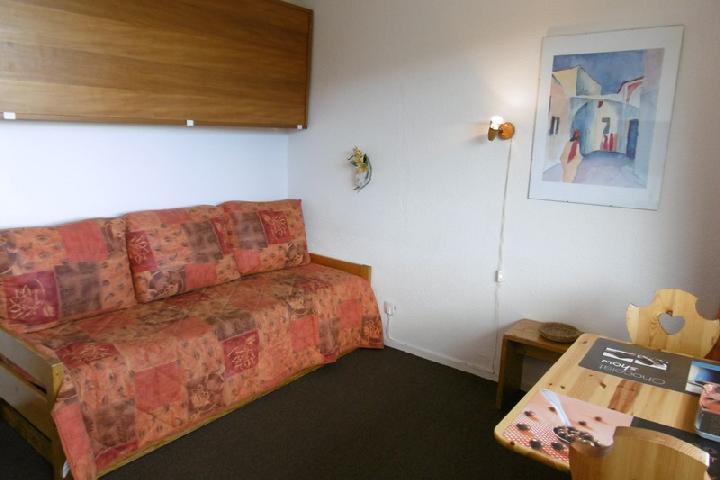 Location au ski Studio 2 personnes (028) - Résidence le France - La Plagne