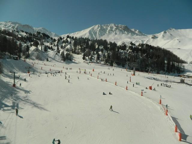 Ski verhuur Studio 4 personen (624) - Résidence le France - La Plagne