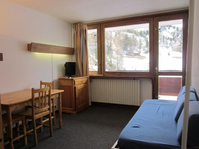 Location au ski Studio 4 personnes (624) - Résidence le France - La Plagne
