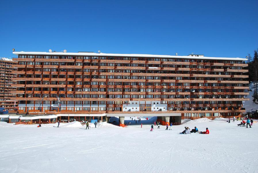 Ski verhuur Studio 3 personen (752) - Résidence le France - La Plagne