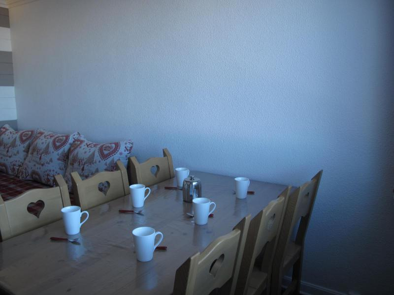 Ski verhuur Appartement 2 kamers 6 personen (307) - Résidence le Jannu - La Plagne