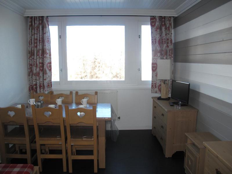 Ski verhuur Appartement 2 kamers 6 personen (307) - Résidence le Jannu - La Plagne - Appartementen