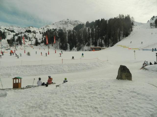 Ski verhuur Appartement 3 kamers 6 personen (11) - Résidence le Makalu - La Plagne
