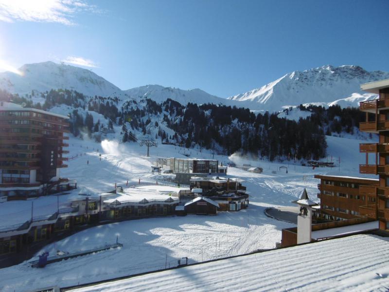 Location au ski Appartement 3 pièces 6 personnes (52) - Résidence le Mont Blanc - La Plagne