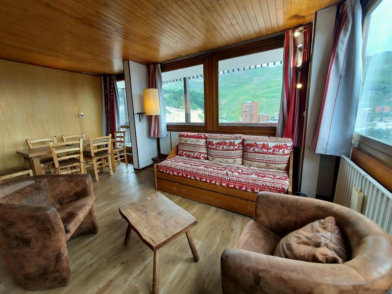 Location au ski Appartement 2 pièces 5 personnes (131) - Résidence le Mont Blanc - La Plagne
