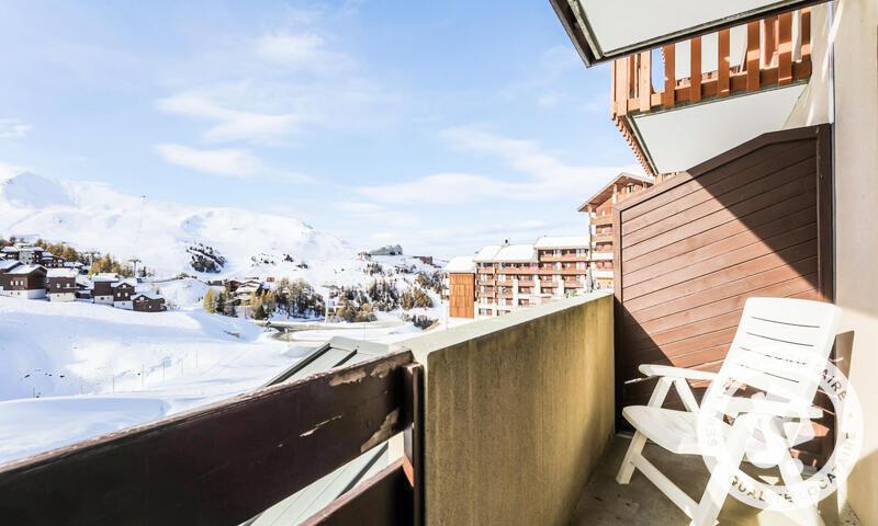 Location au ski Appartement 2 pièces 5 personnes (Confort 30m²-1) - Résidence le Mont Soleil - Maeva Home - La Plagne - Extérieur hiver