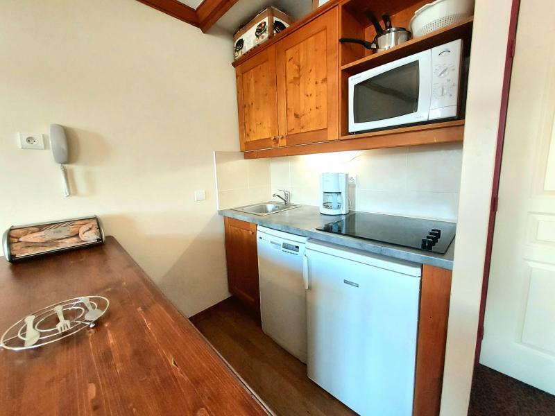 Location au ski Appartement 3 pièces 6 personnes (202) - Résidence le Montsoleil - La Plagne