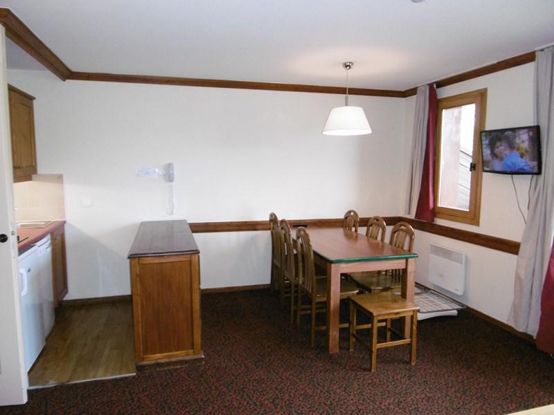 Ski verhuur Appartement 3 kamers 7 personen (101) - Résidence le Montsoleil - La Plagne - Appartementen