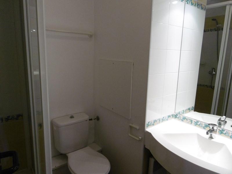 Ski verhuur Appartement 3 kamers 7 personen (101) - Résidence le Montsoleil - La Plagne - Douche
