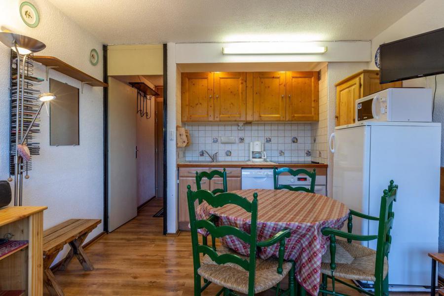 Ski verhuur Appartement 2 kamers 4 personen (21) - Résidence le Mustag - La Plagne - Keukenblok