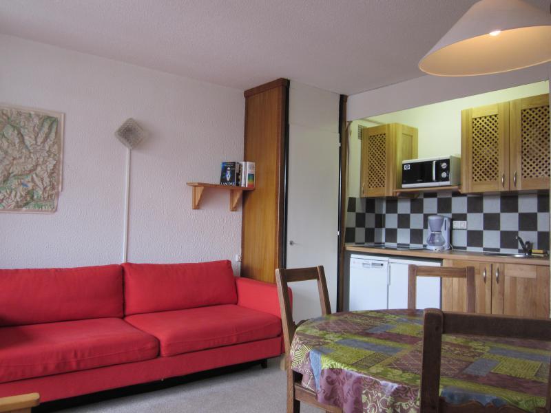 Ski verhuur Appartement 2 kamers 5 personen (15) - Résidence le Mustag - La Plagne - Appartementen