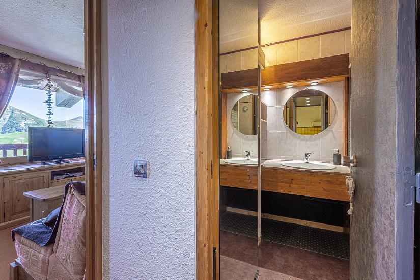 Location au ski Studio 4 personnes (019) - Résidence le Sapporo - La Plagne