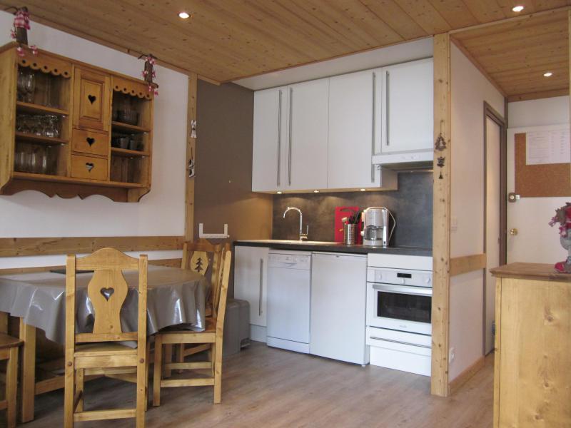 Location au ski Studio 4 personnes (208) - Résidence le Vercors - La Plagne