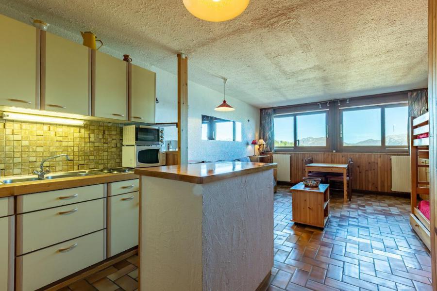 Ski verhuur Studio 4 personen (111) - Résidence le Vercors - La Plagne - Appartementen