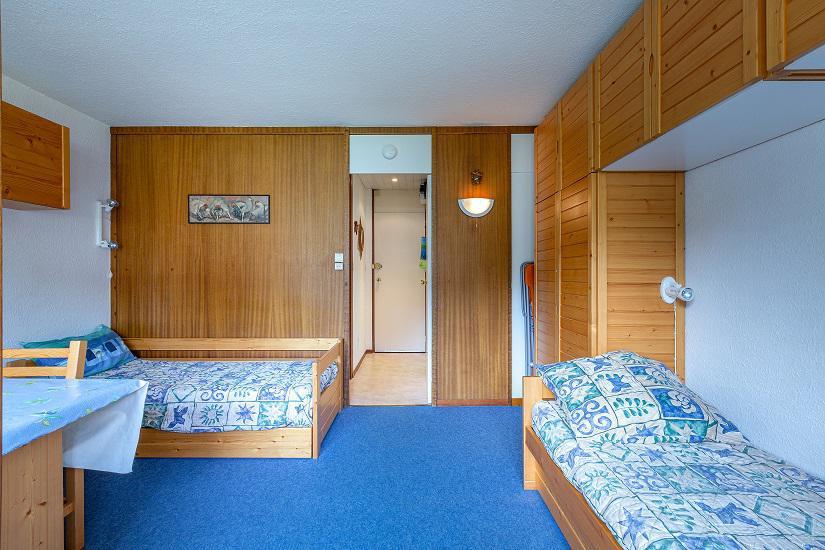 Location au ski Studio 4 personnes (108) - Résidence le Vercors - La Plagne - Appartement